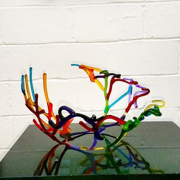 glass art bespoke glass